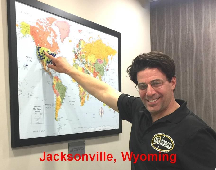 Jacksonville Wyoming