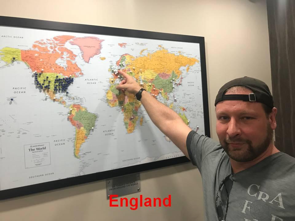 England 2b
