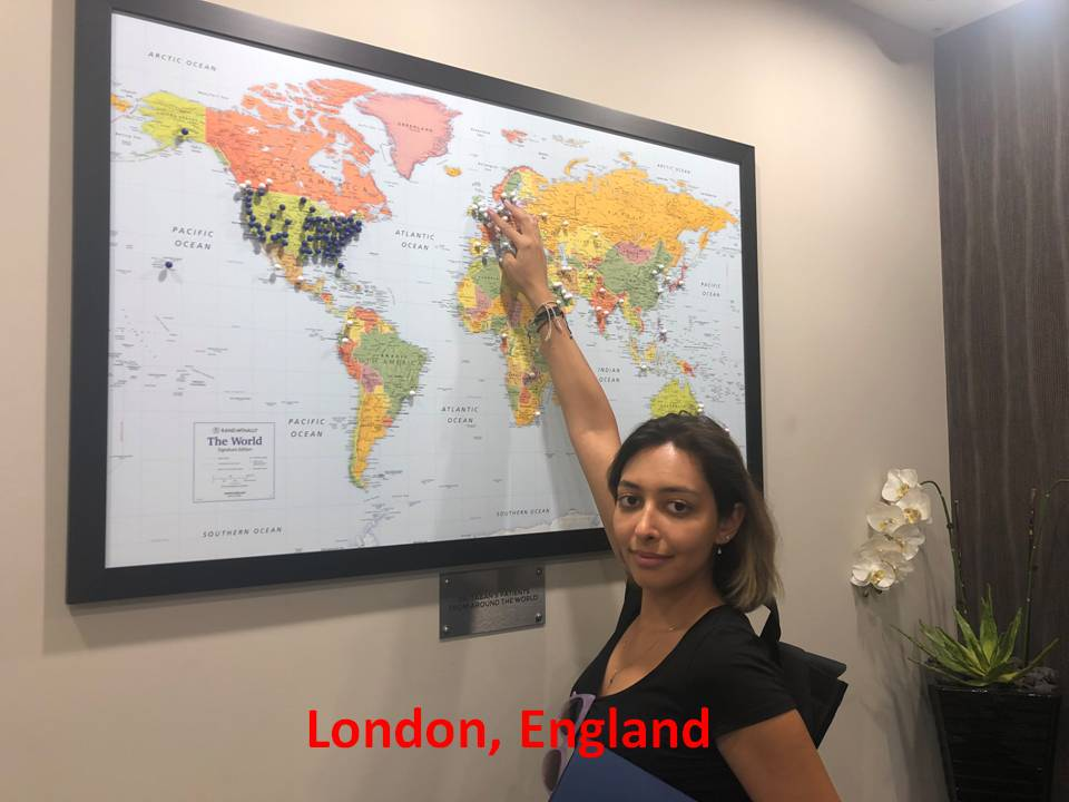 12 London England