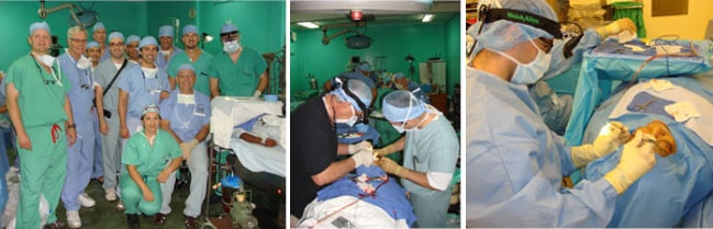 Doctors Without Borders Eye Surgery