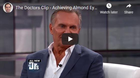 Achieving Almond Eyes, or Bedroom Eyes