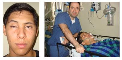 eyelid surgeon specialist humanitarian aid